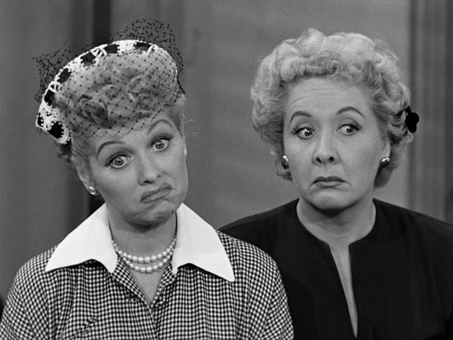 I Love Lucy Funniest Sitcoms
