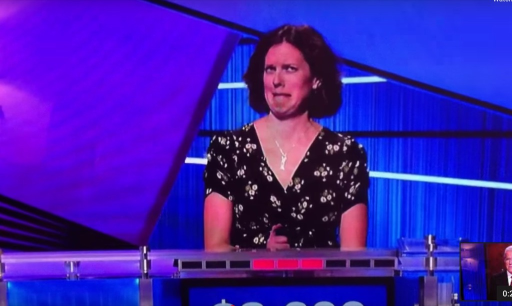 Jeopardy funny gameshow moments