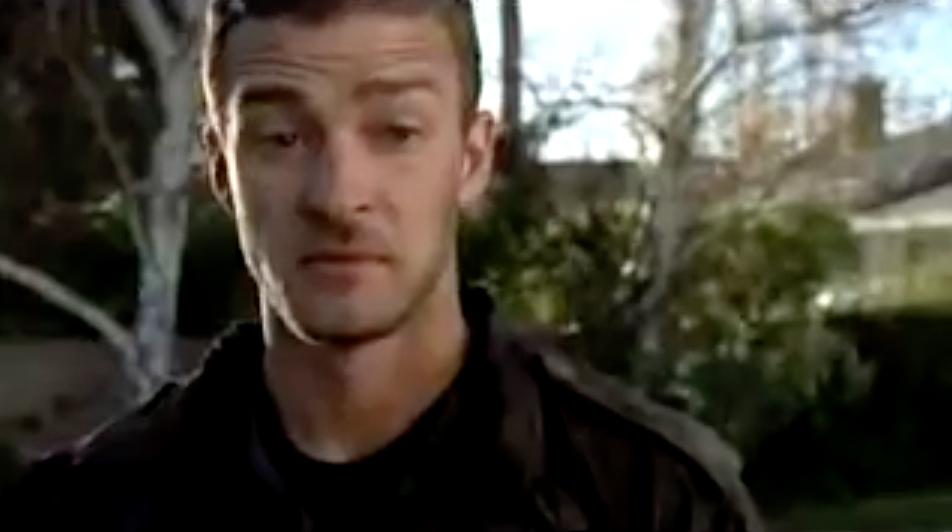 Justin Timberlake Pepsi Celebrity Commercials