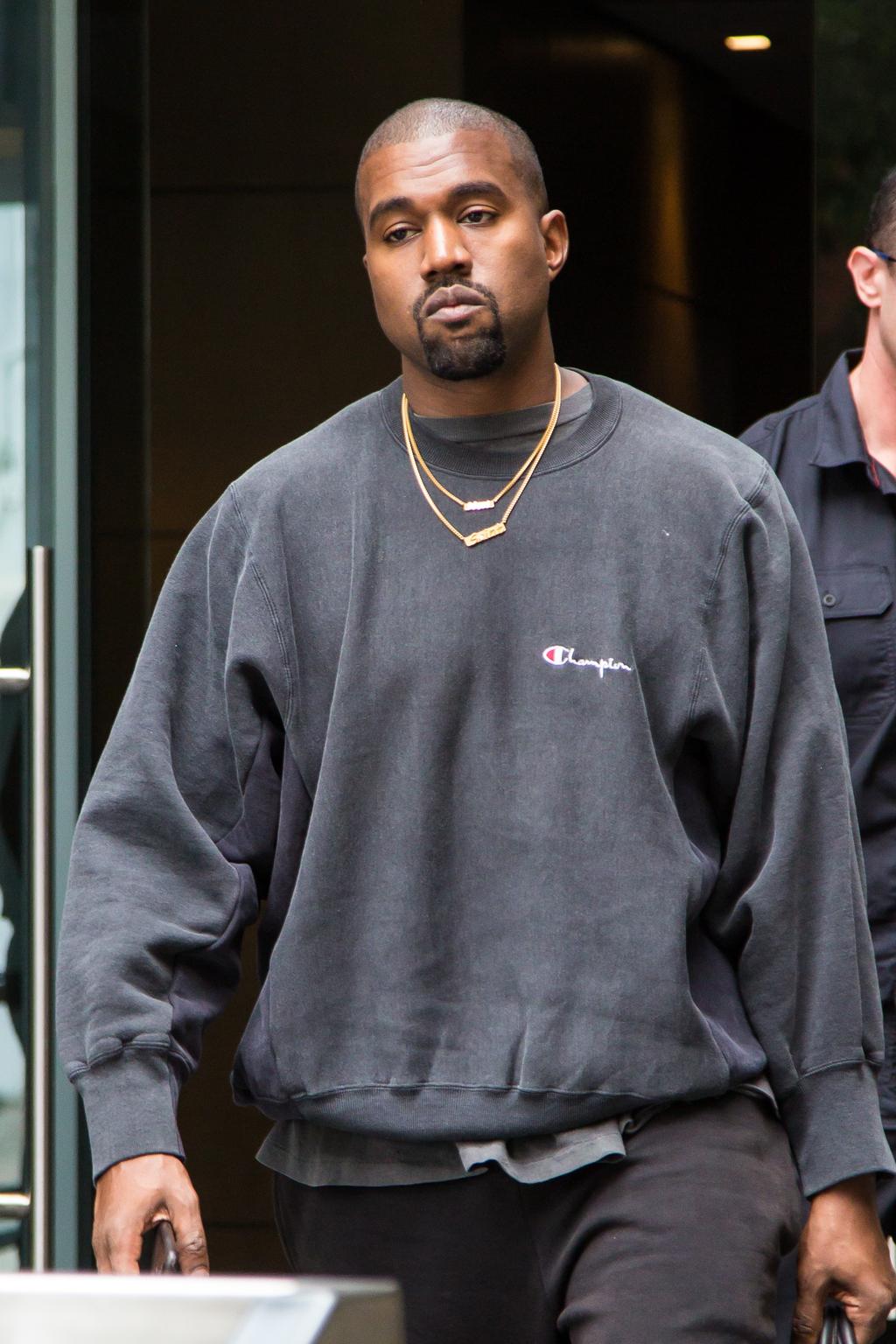 Kanye West Late Night