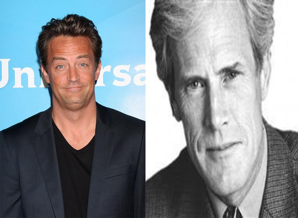 NBC host Keith Morrison stepson Matthew Perry