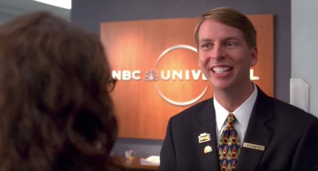 Kenneth Parcell 30 Rock Funniest Sitcom Characters