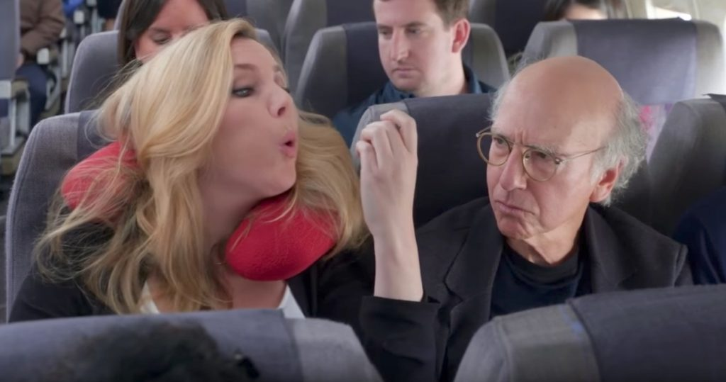 Larry David Curb Your Enthusiasm Funniest Sitcom Characters