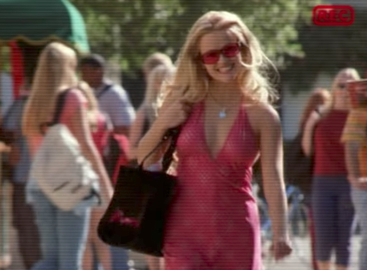 Legally Blonde Elle Woods funny movie quotes