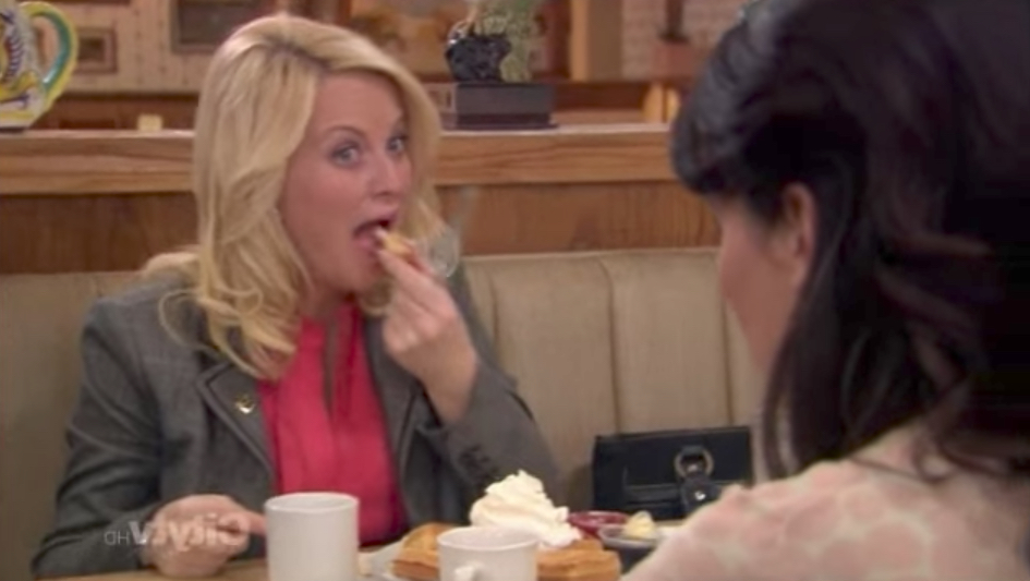 Leslie Knope Waffles Funniest Jokes From Parks and Recreation