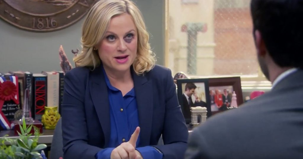 Leslie Knope Parks and Recreation Funniest Sitcom Characters
