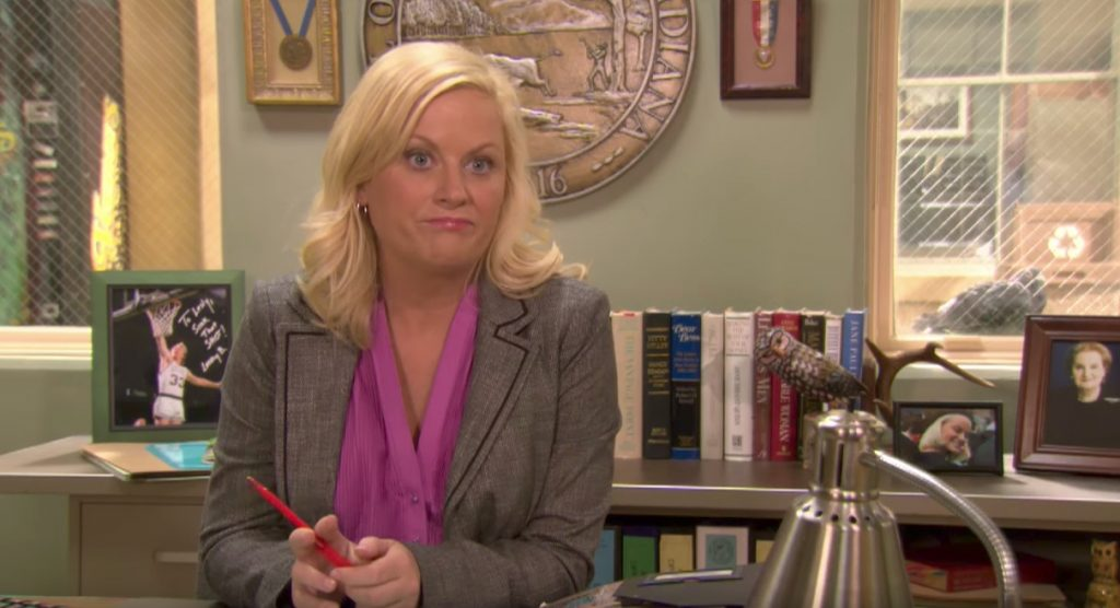 Leslie Knope Pot Brownie Funniest Jokes From Parks and Recreation