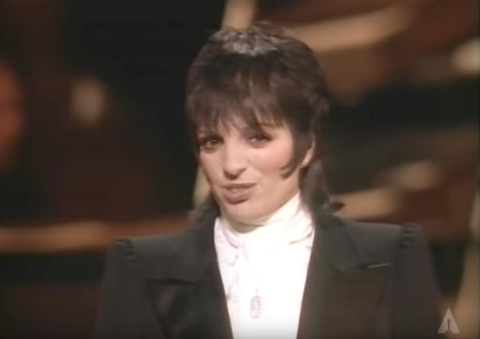 Liza Minelli Oscars Jokes