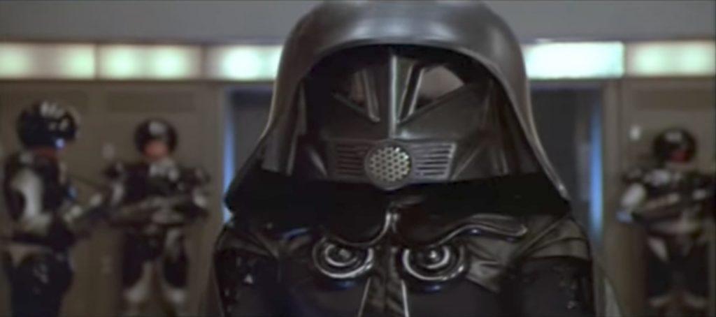 Lord Dark Helmet Spaceballs, funniest movie characters