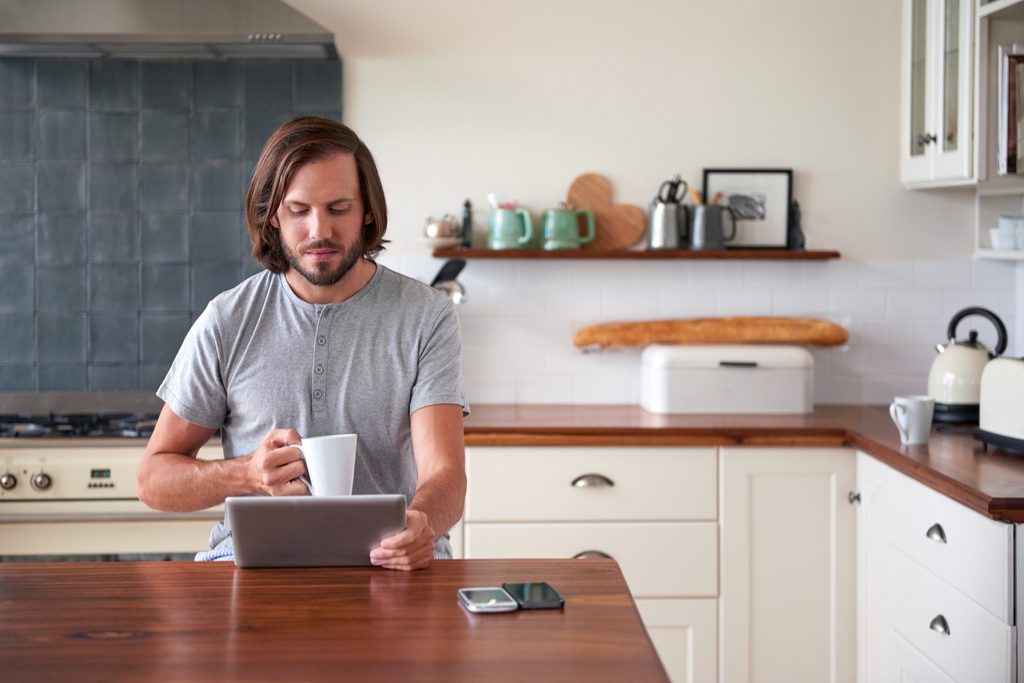 Man Having Alone Time life changes after marriage