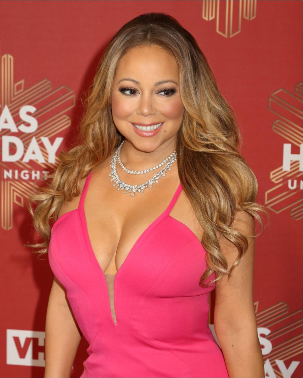 Mariah Carey Will Ferrell Fascinating Celebrity Friendships