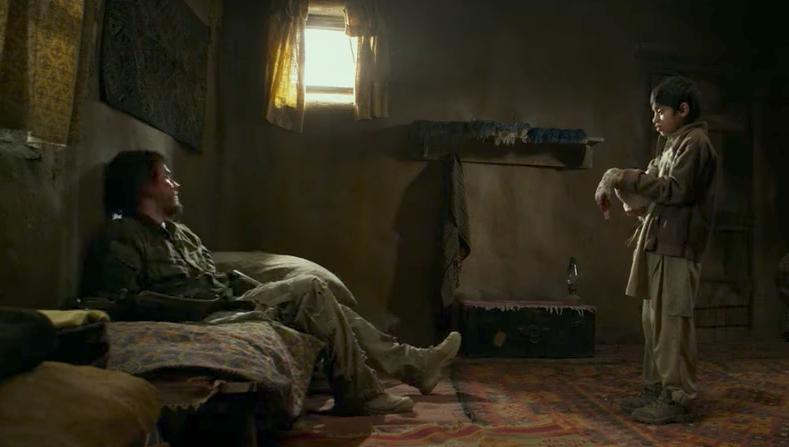 Lone Survivor Mark Wahlberg Jokes in Non-Comedy Movies