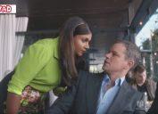 Mindy Kaling Matt Damon Nationwide Commercial
