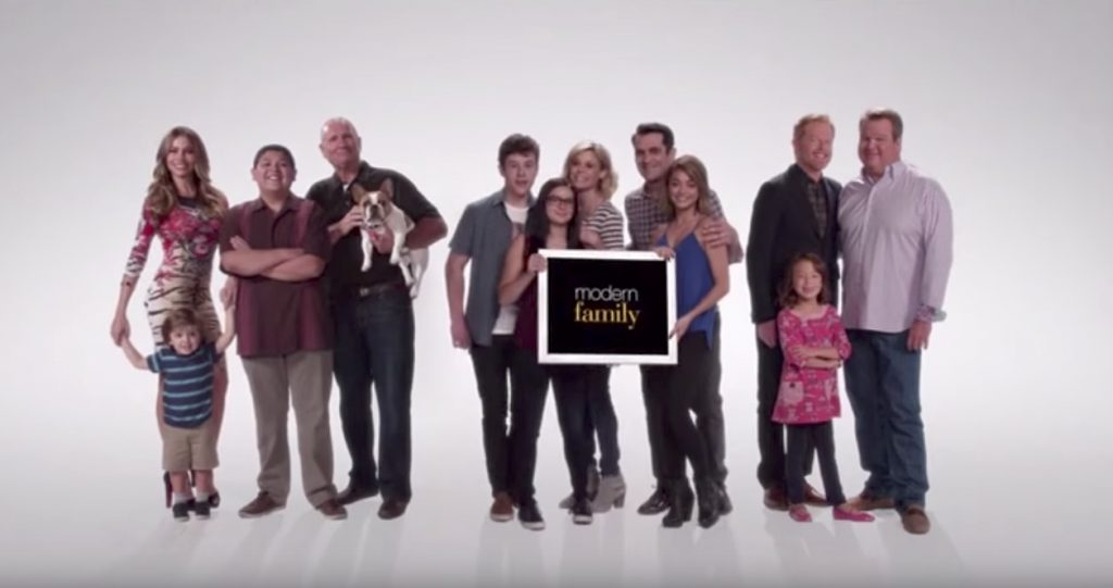 Modern family Cast Funniest Sitcoms