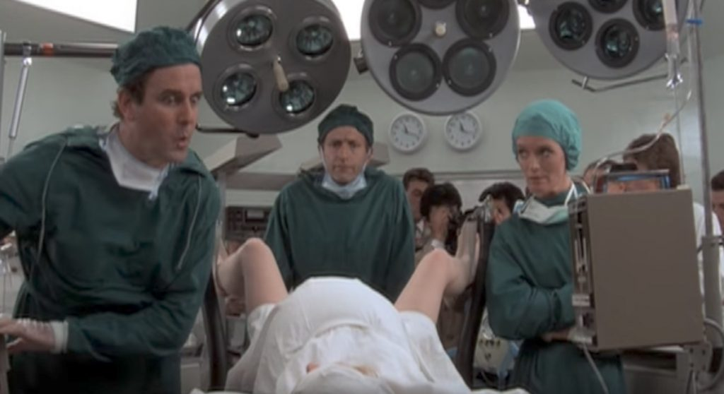 Monty Python Miracle of Birth monty python quotes