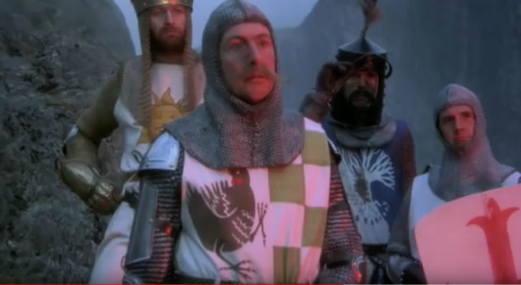 Monty Python and the Holy Grail monty python quotes