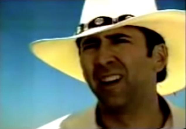 Nicholas Cage Sankyo Pachinko Celebrity Commercials