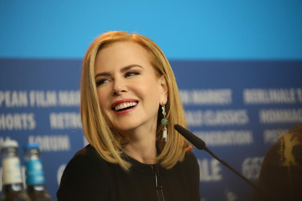 Nicole Kidman Late Night