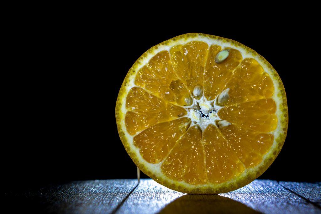 Orange Anti-Aging