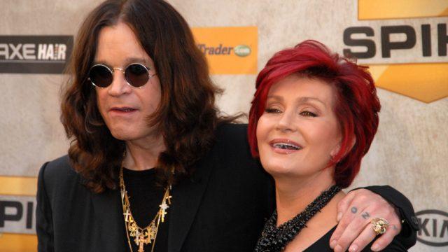 Ozzy and Sharon Osbourne, celebrity grandparents