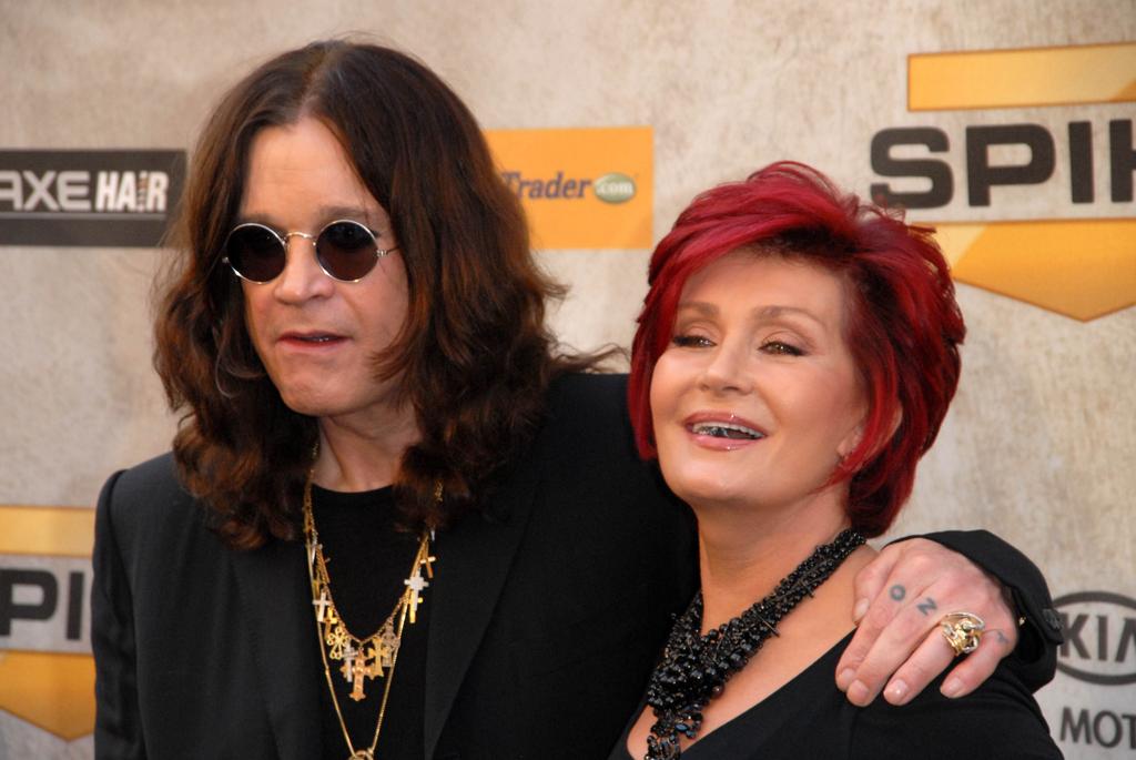 Ozzy and Sharon Osbourne Reality Show