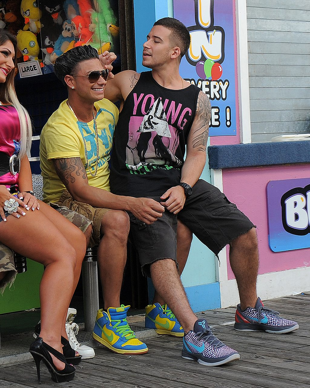 Pauly D and Vinny Reality Show