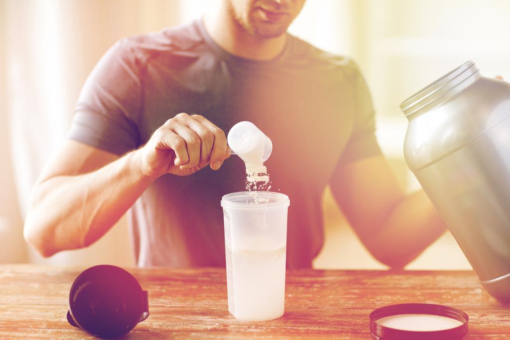 Powder Supplement Anti-Aging