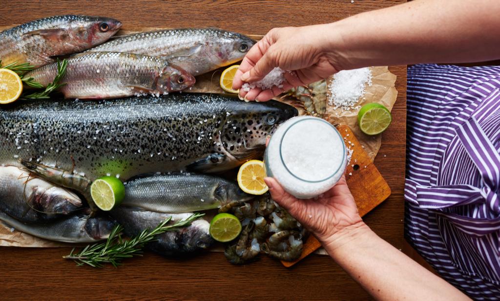 Preparing Fish prevent heart disease