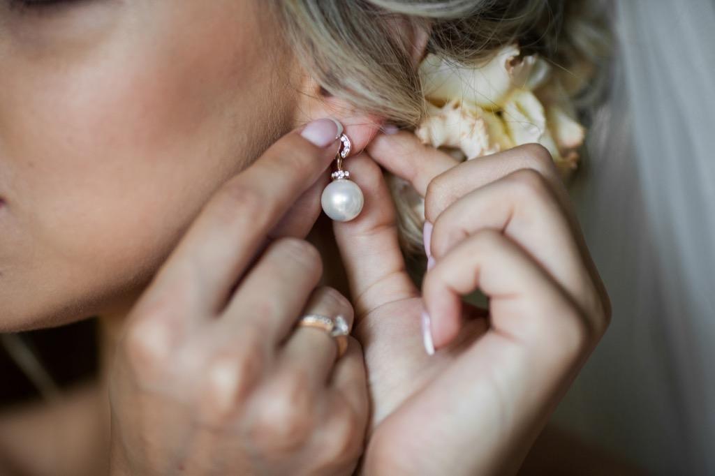 Earring Back