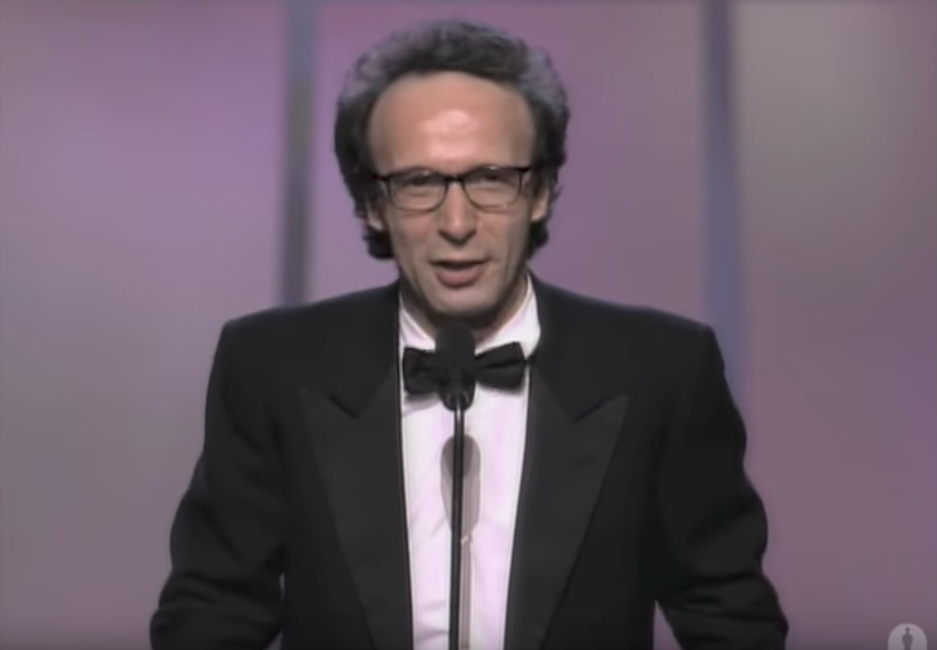 Robert Benigni Oscars Jokes