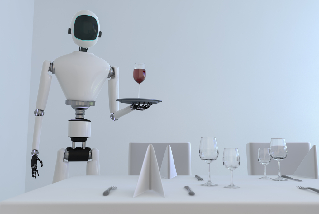 Robot Butler Predictions About the Future