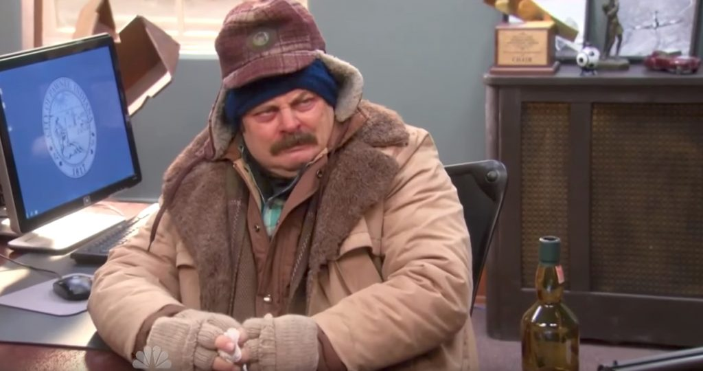 Ron Swanson Funniest Jokes From Parks and Recreation