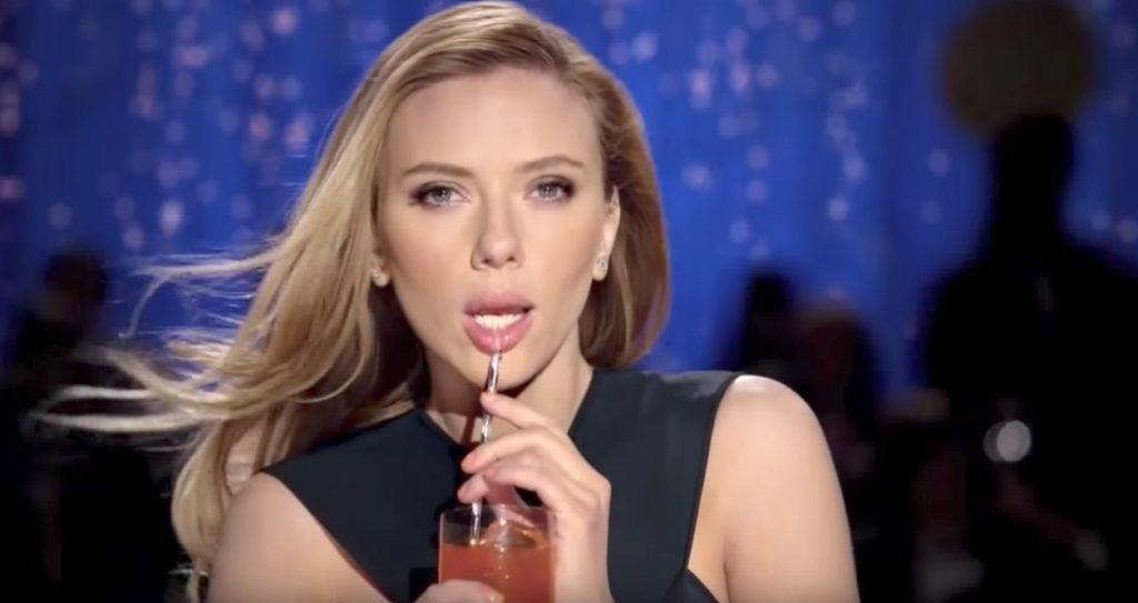 Scarlett Johansson Sodastream Celebrity Commercials