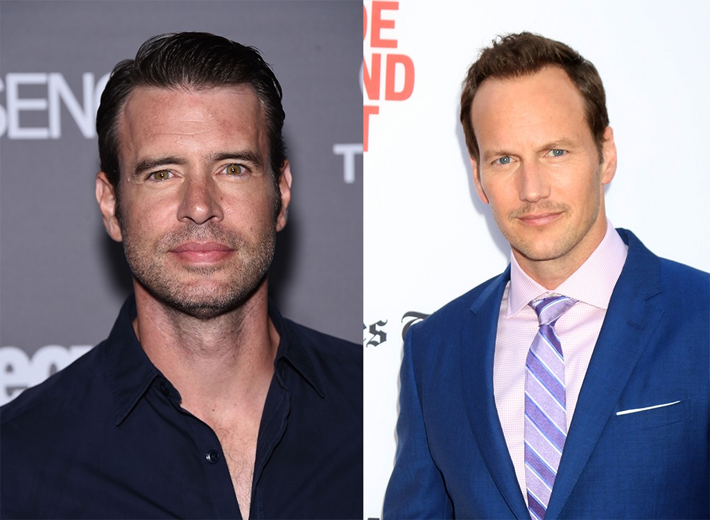 Scott Foley brother in law Patrick Wilson