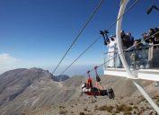 World's longest zipline opens in UAE.