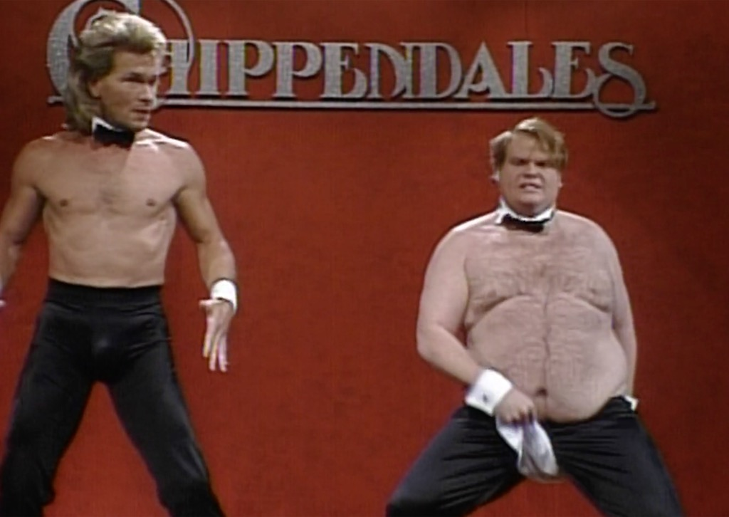 Chippendales Audition Funniest SNL Skits