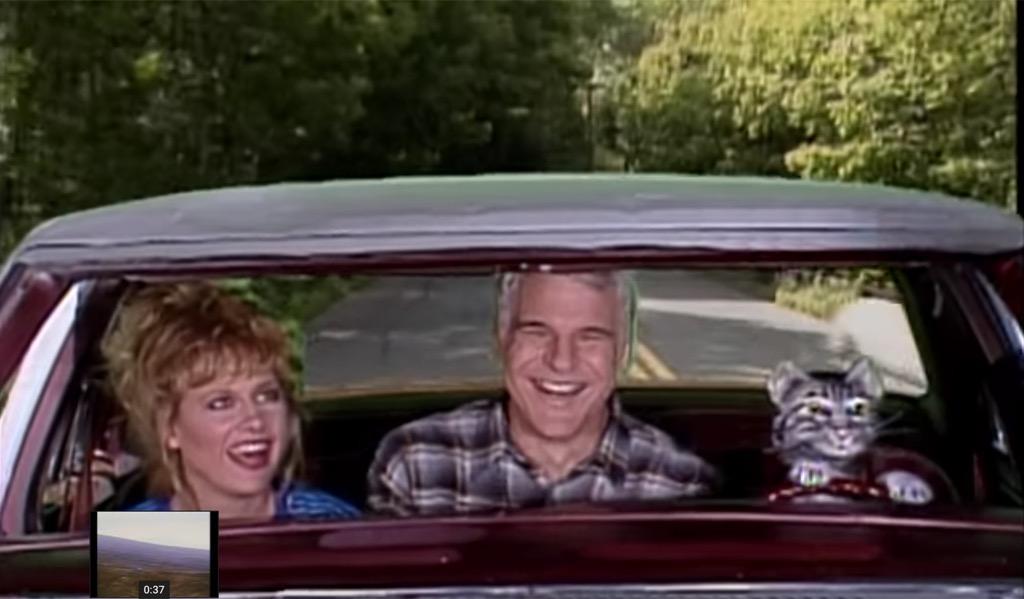 driving cat Funniest SNL Skits
