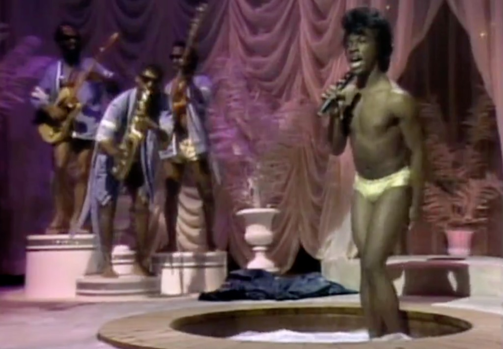 James Brown Hot Tub Funniest SNL Skits