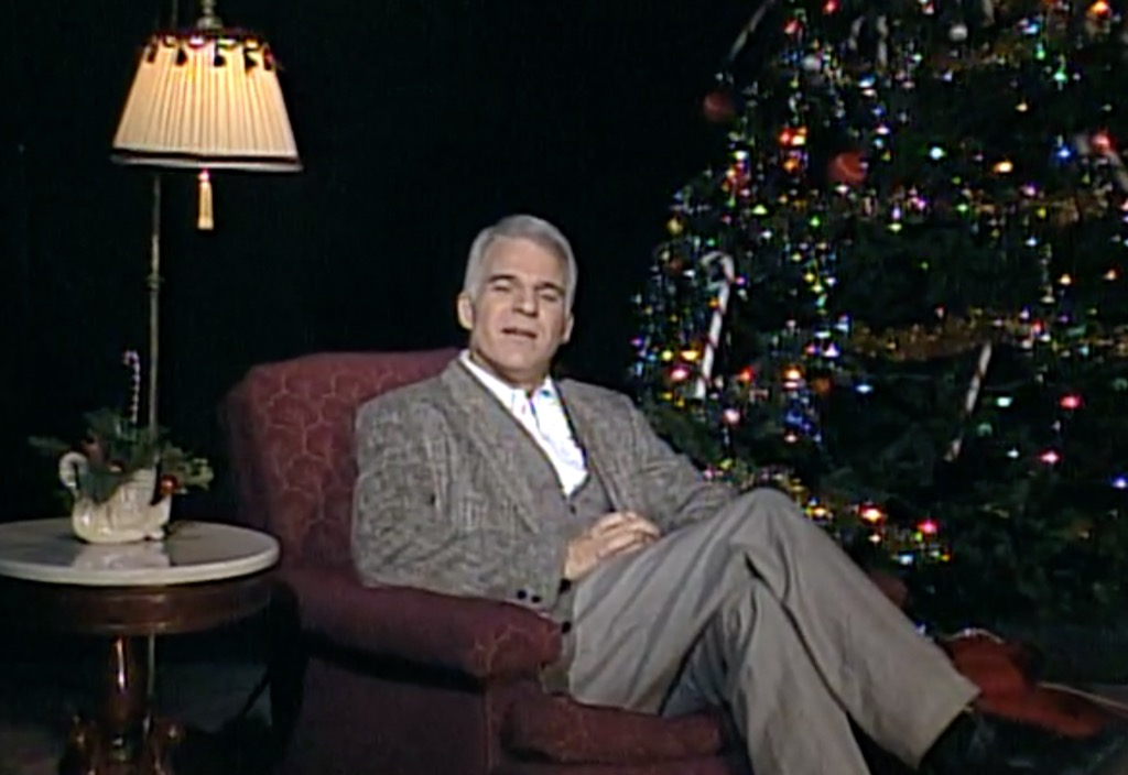 A Holiday Wish From Steve Martin Funniest SNL Skits