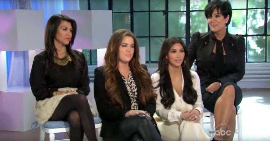 The Kardashians Outrageous Celebrity Interview