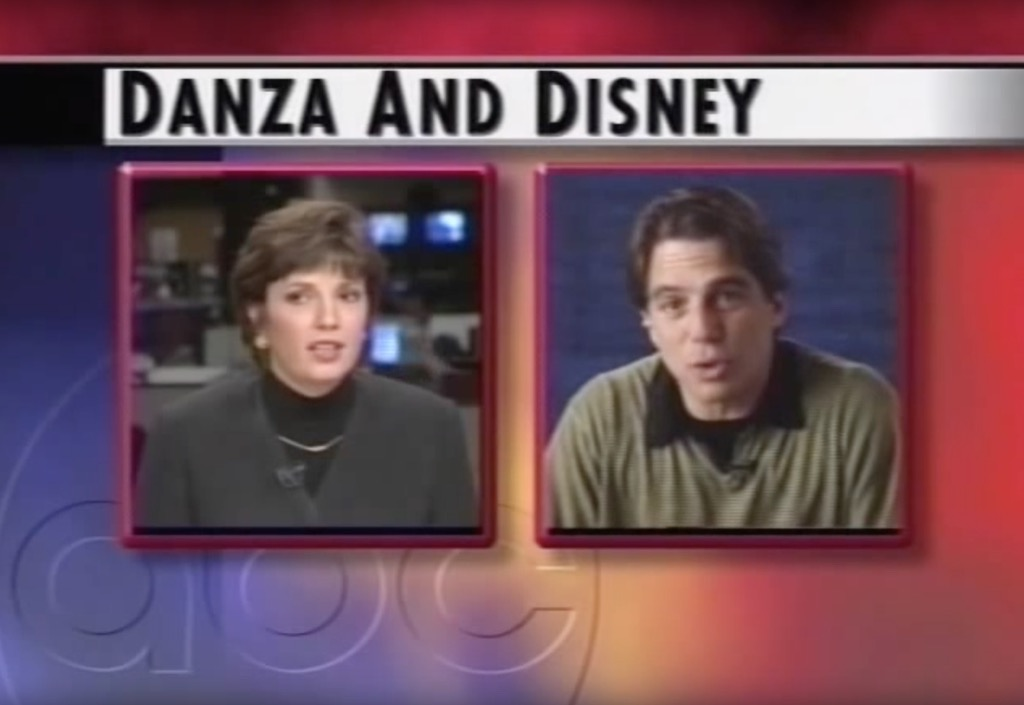 Tony Danza Outrageous Celebrity Interview
