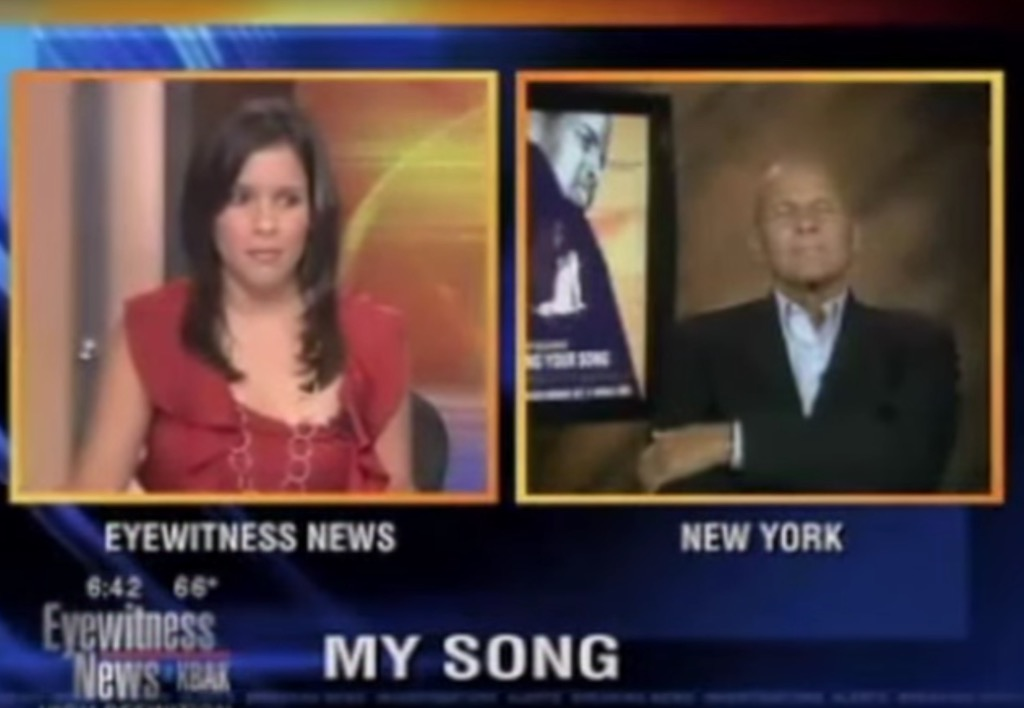 Harry Belafonte Outrageous Celebrity Interview