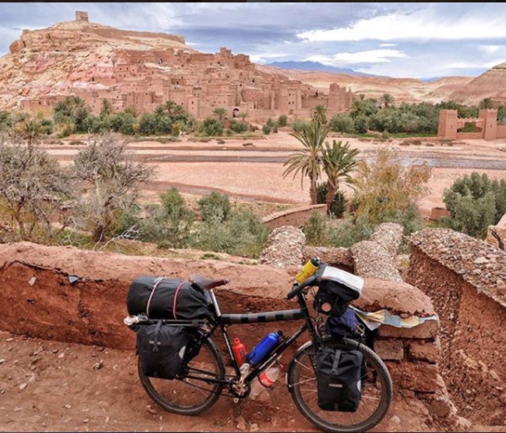 cycle morocco