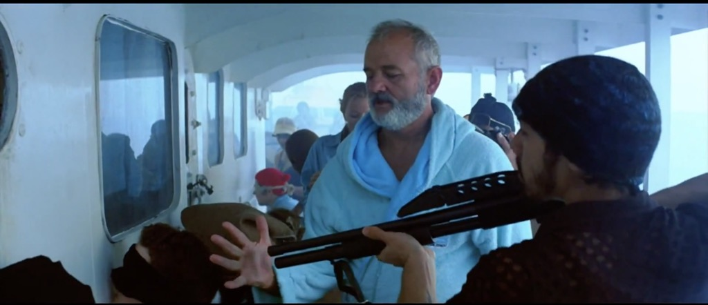 The Life Aquatic with Steve Zissou funny movie quotes