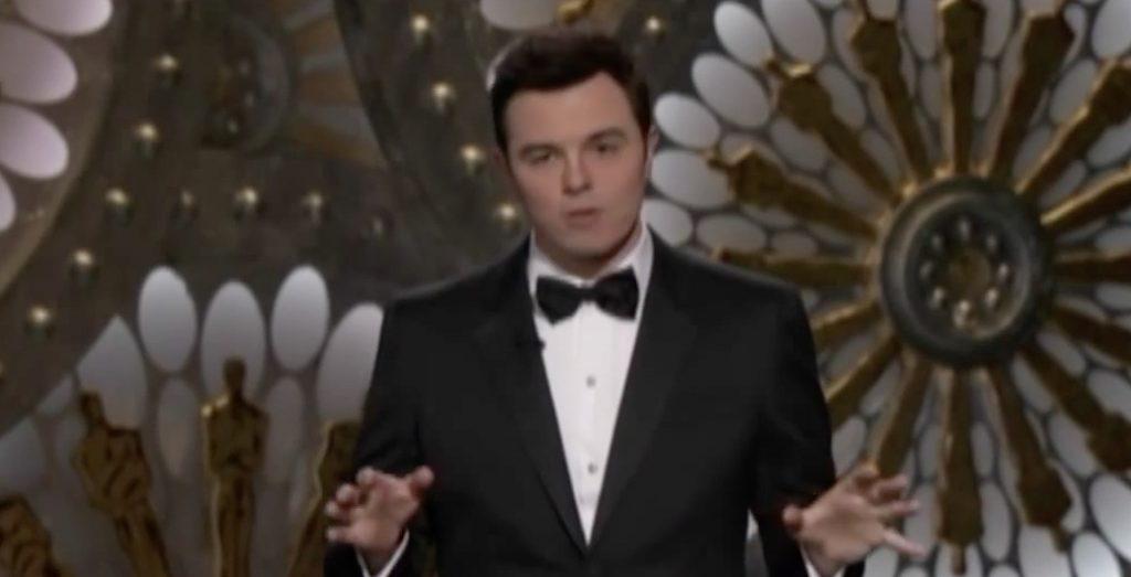 Seth MacFarlane Oscars Jokes