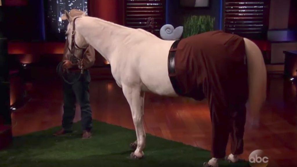 Shark Tank Horse Pants Reality Show
