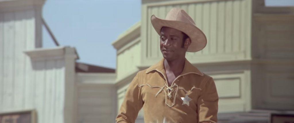 Sheriff Bart Blazing Saddles, funniest movie characters