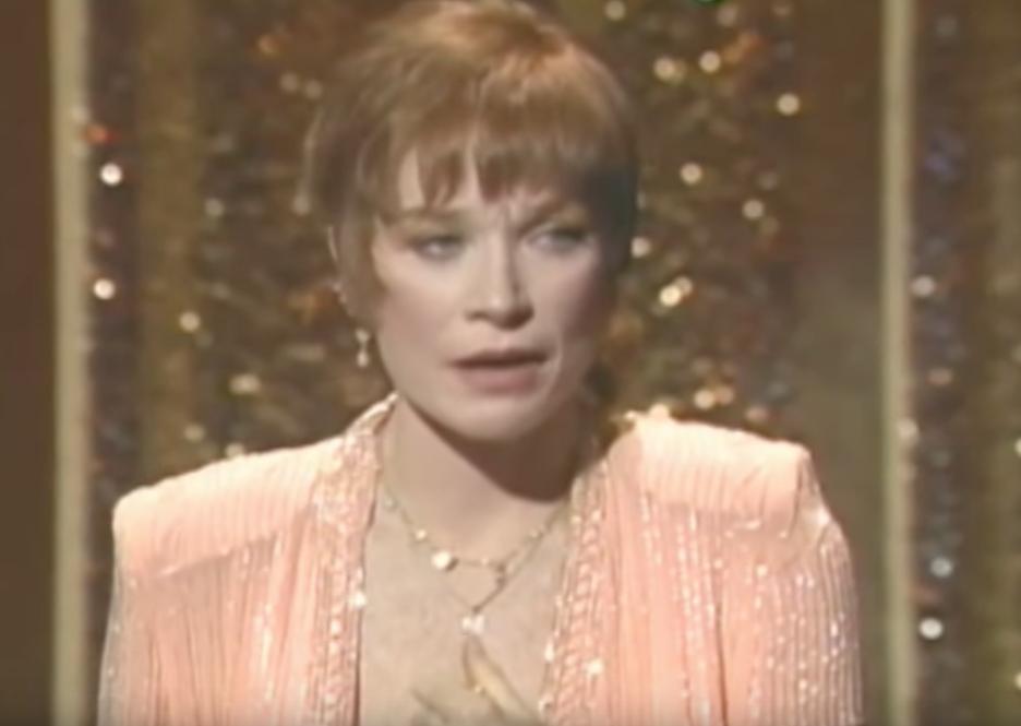 Shirley MacLaine Oscars Jokes