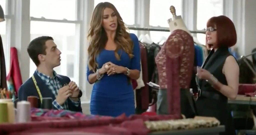 Sofia Vergara K-Mart Celebrity Commercials