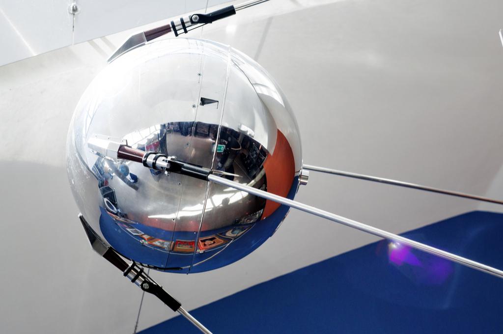 Sputnik Replica Bogus 20th Century Facts